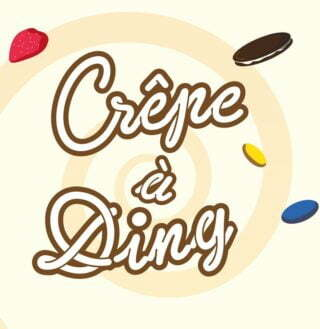 Crêpe a Ding