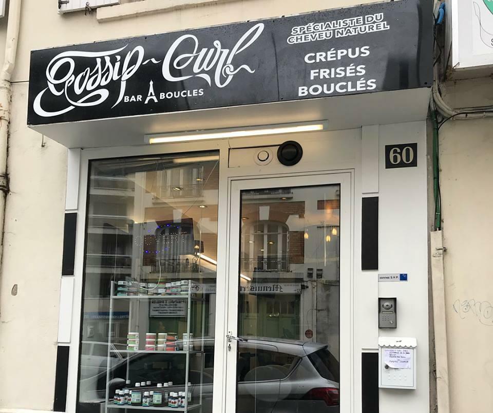 Gossip Curl Paris