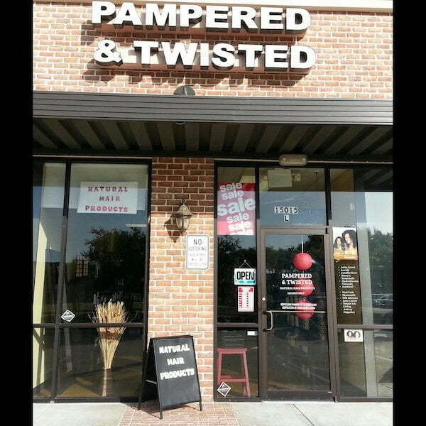 Pampered & Twisted Natural Hair Boutique
